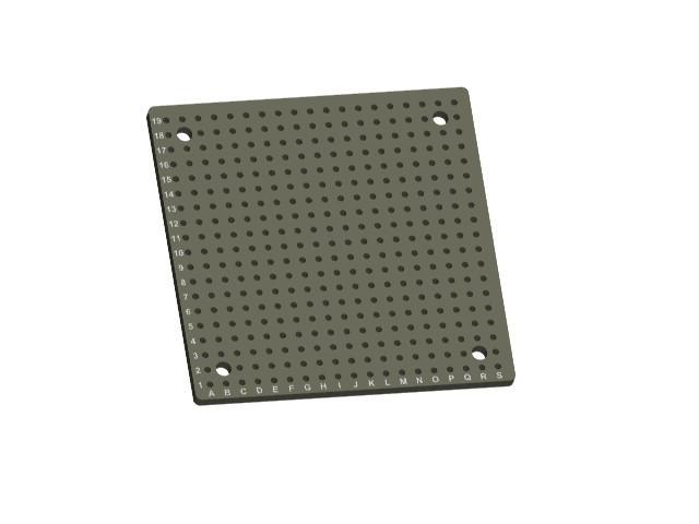 Grundplatte klein